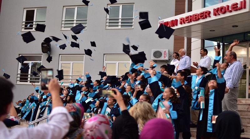 4. Sınıfların mezuniyeti