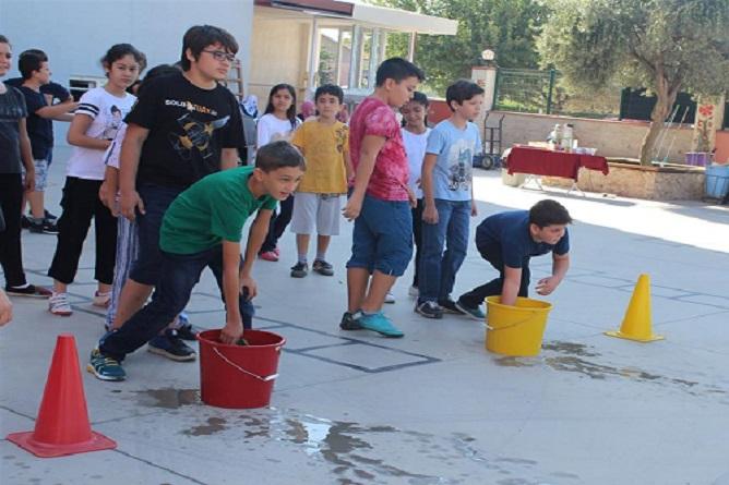 Geleneksel Ortaokul Oryantasyon Etkinlikleri